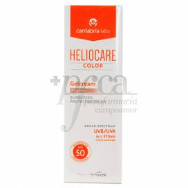 HELIOCARE COR GEL-CREME BROWN 50 ML