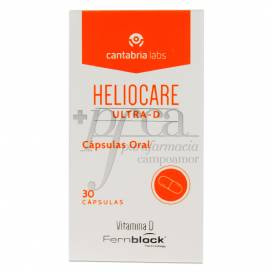 HELIOCARE ULTRA D 30 CAPS