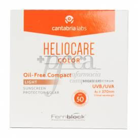 HELIOCARE COMPACTO LIGHT OIL FREE SPF50 10G