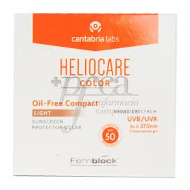 HELIOCARE COMPACTO LIGHT OIL FREE SPF50 10G