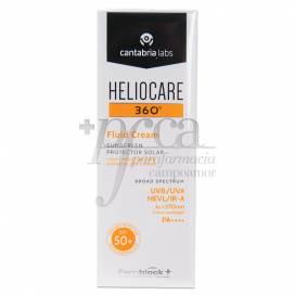 HELIOCARE 360º CREAMY FLUID SPF 50+ SU