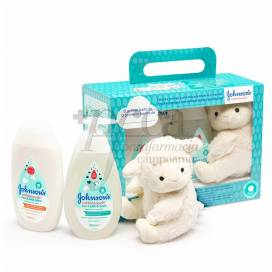 JOHNSONS COTTON TOUCH LOTION + TÜCHER + BADE PROMO