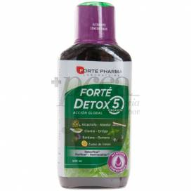 FORTE DETOX 5 KÖRPERORGAN 500 ML FORTE PHARMA