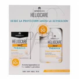 HELIOCARE 360 PEDIATRICS MINERAL + ATOPIC PROMO