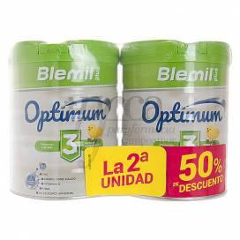 BLEMIL PLUS 3 OPTIMUM 2X800 G PROMO