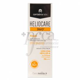 HELIOCARE 360º AIRGEL SPF50 60 ML