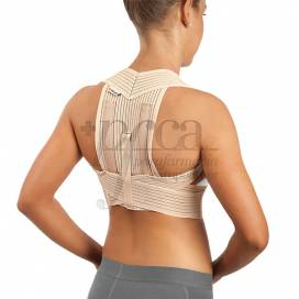 ACTIUS BY ORLIMAN REINFORCED BREATHABLE BACK SUPPORT ACE618 SIZE 2