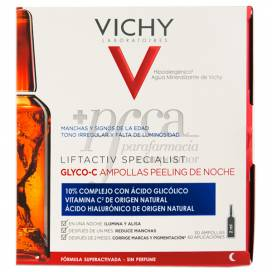 VICHY LIFTACTIV GLYCO-C 30 AMPULLEN