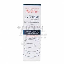 AVENE A-OXITIVE CONTORNO DE OLHOS 15 ML