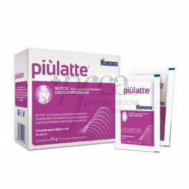 PIULATTE 14 SOBRES X 5 GR