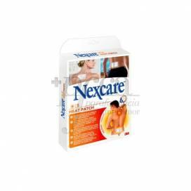 NEXCARE HEAT PATCH 95X130 MM 5 UNITS