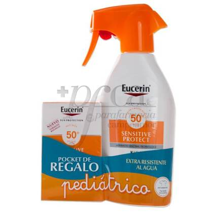 EUCERIN SENSITIVE PROTECT KIDS + PRESENTE PROMO