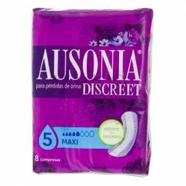 AUSONIA DISCREET MAXI 8 UDS