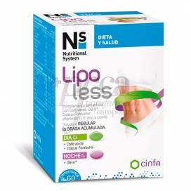 NS LIPOLESS 60 COMPS