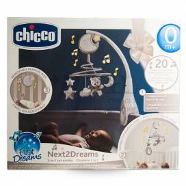 CHICCO NEXT2DREAMS 0M+