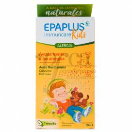 EPAPLUS IMMUNCARE ALLERGIE KIDS 100 ML