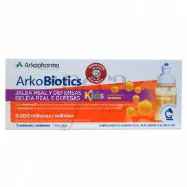 ARKOBIOTICS JALEA REAL Y DEFENSAS NIÑOS 7X 10ML