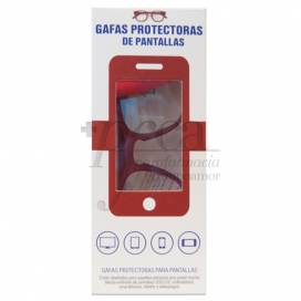 GAFAS PROTECTORAS DE PANTALLAS +2.00 BY LOOK