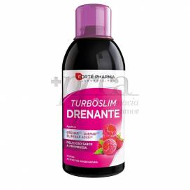 TURBOSLIM DRENANTE RASPBERRY 500 ML