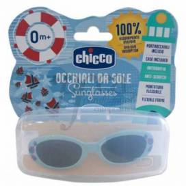CHICCO BLUE SUNGLASSES +0 MONTHS