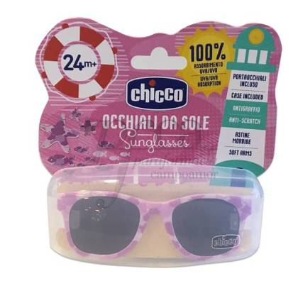 CHICCO PINK SUNGLASSES +24 MONTHS