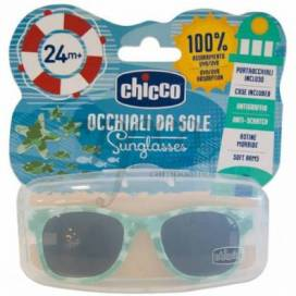 CHICCO GREEN SUNGLASSES +24 MONTHS
