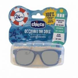 CHICCO GRÜNE TRANSPARENT SONNENBRILLE +24 MONATE