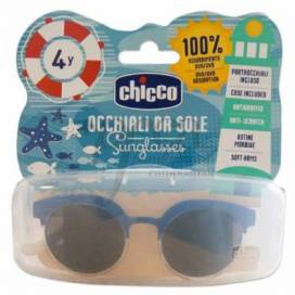 CHICCO BLUE SUNGLASSES +4 YEARS