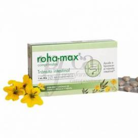 ROHA-MAX TRÂNSITO INTESTINAL 30 COMPRIMIDOS