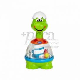 CHICCO SPIELZEUG SPIN DINO 6-36M