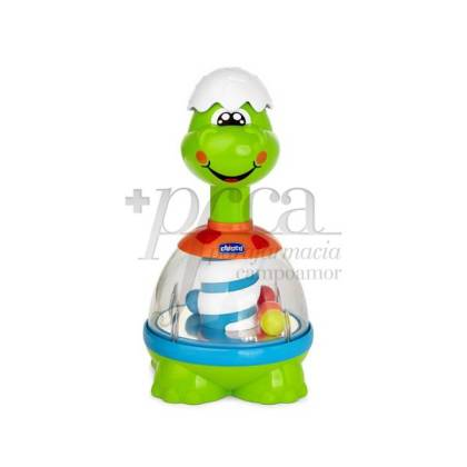 CHICCO TOY SPIN DINO 6-36M
