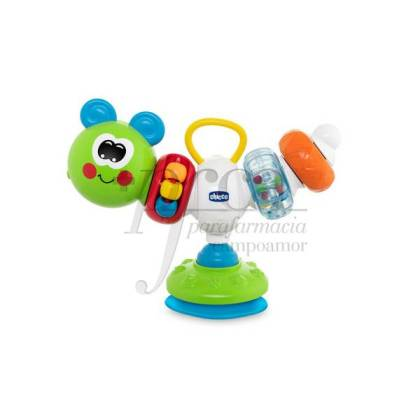 CHICCO TOY PHILL THE WARM 6-36M
