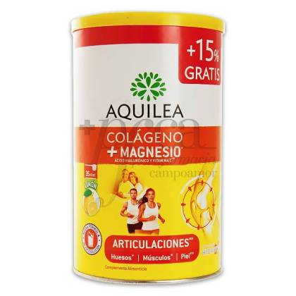 AQUILEA COLLAGEN MAGNESIUM LEMON FLAVOUR +15% PROMO
