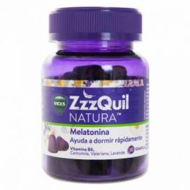 ZZZQUIL NATURA 30 GUMMIES