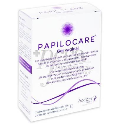 papiloma gel