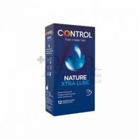 CONTROL ADAPTA NATURE 12 EXTRALUBE CONDOMS