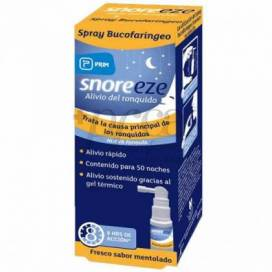 SNOREEZE SPRAY BUCOFARING RONQUIDOS 22 ML