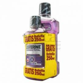 LISTERINE TOTAL CARE 500ML + 250ML PROMO