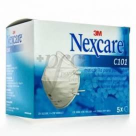 NEXCARE MASCARILLA C101 FFP1 5 UDS