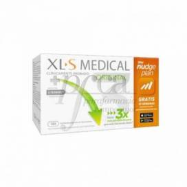 XLS MEDICAL ORIGINAL CAPTA GORDURAS NUDGE 180 COMPRIMIDOS