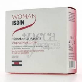 WOMAN ISDIN GLEITMITTEL VAGINAL FEUCHTIGKEITSCREME 12 EINZELDOSE