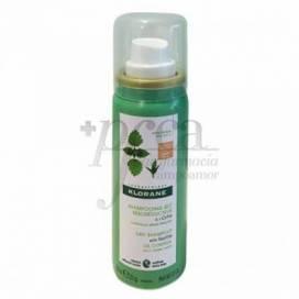 KLORANE NETTLE DRY SHAMPOO FOR DARK HAIR 50 ML