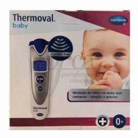 THERMOVAL BABY SENSE THERMOMETER HARTMANN
