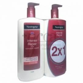 NEUTROGENA INTENSE REPAIR LOTION FOR VERY DRY SKIN 2X750 ML PROMO