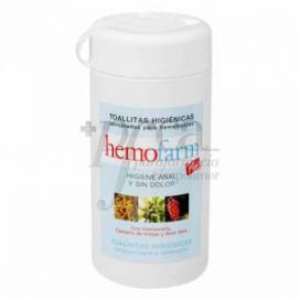HEMOFARM PLUS 60 TOALHETES