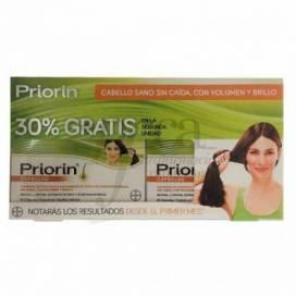 PRIORIN 2X60 CAPSULES PROMO