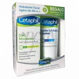 CETAPHIL HIDRATANTE FACIAL 88ML + REGALO EXFOLIA