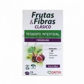 ORTIS FURTAS&FIBRAS CLÁSICO 15 COM
