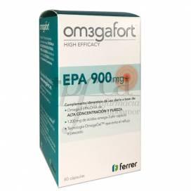 OMEGAFORT EPA 900 60 CAPSULAS