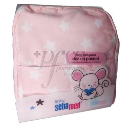 SEBAMED BABY BAG PINK PREMIUM